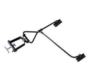 Full-Swivel Steel Short Pump Jack Brace