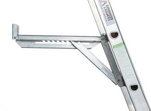 Heavy Duty 2-Rung Ladder Jack, Short Body