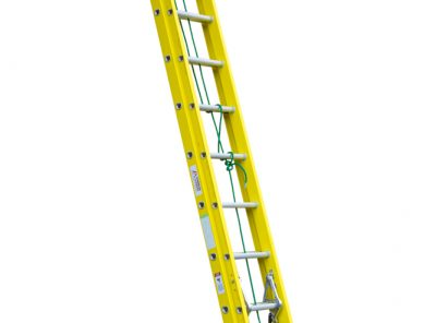 Fiberglass Extension Ladder – 300 lbs. Duty Rating