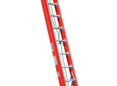 Fiberglass Extension Ladder – 375 lbs. Duty Rating