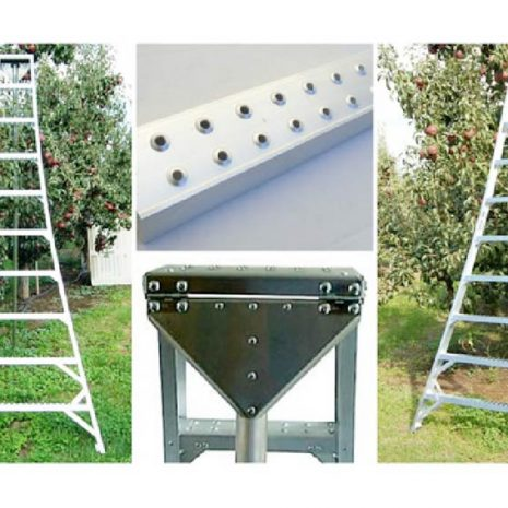 Aluminum Tripod Orchard Ladder