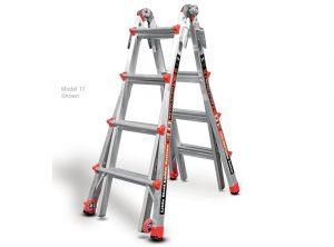 Little Giant Ladder – Revolution