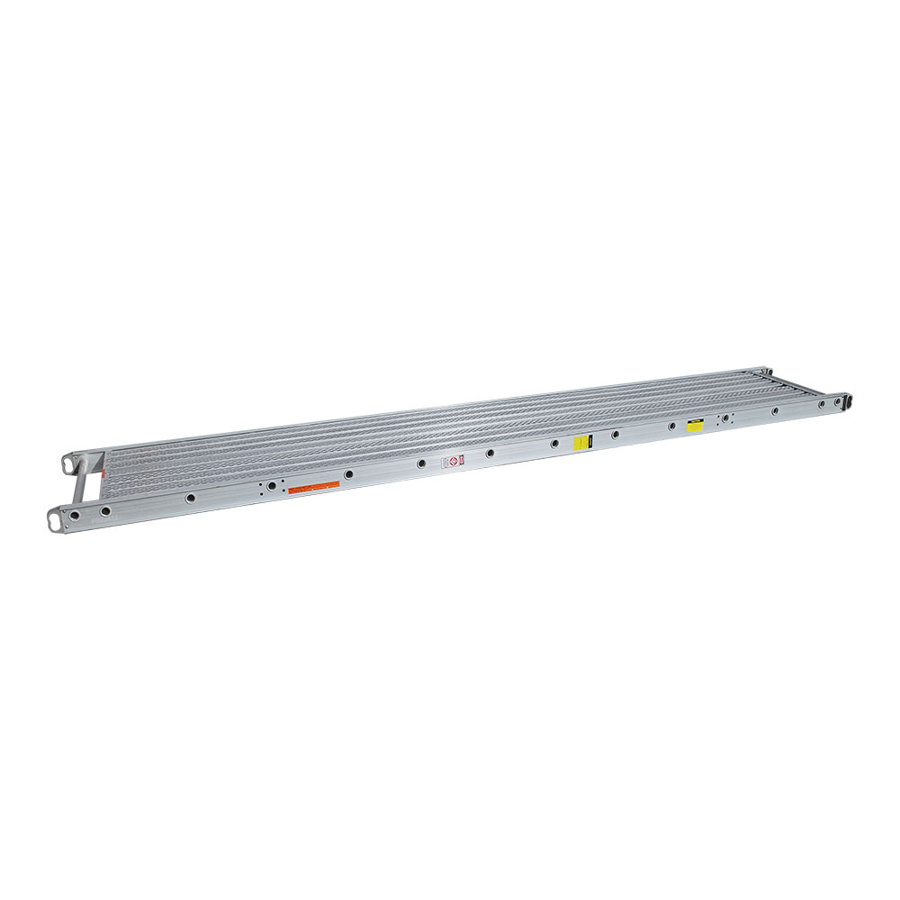 Aluminum Stage Planks 14 Wide 2 Man 500 Lbs Capacity