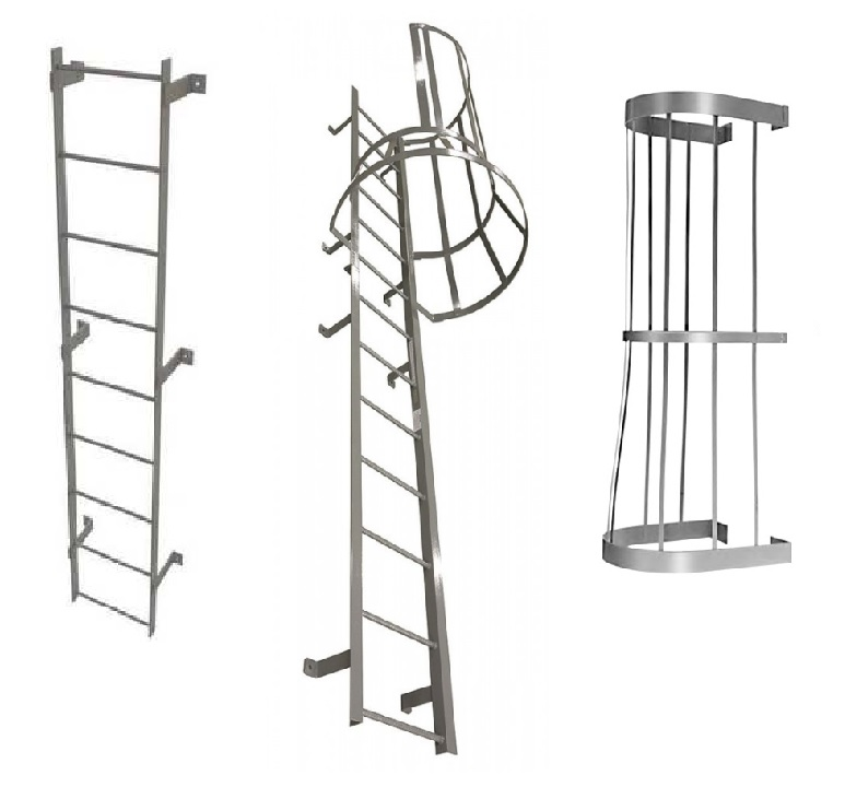 Cotterman Ladders Advanced Ladders