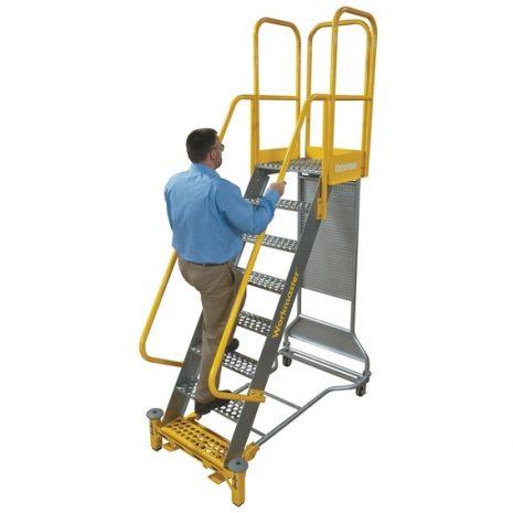 Cotterman Ladders Advanced Ladders