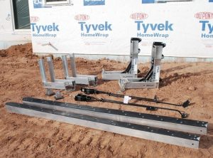 Pump Jack System – Basic Package without Planks
