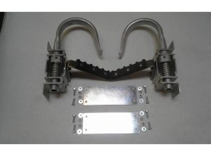 Cable Hook and Pole Grip Assembly
