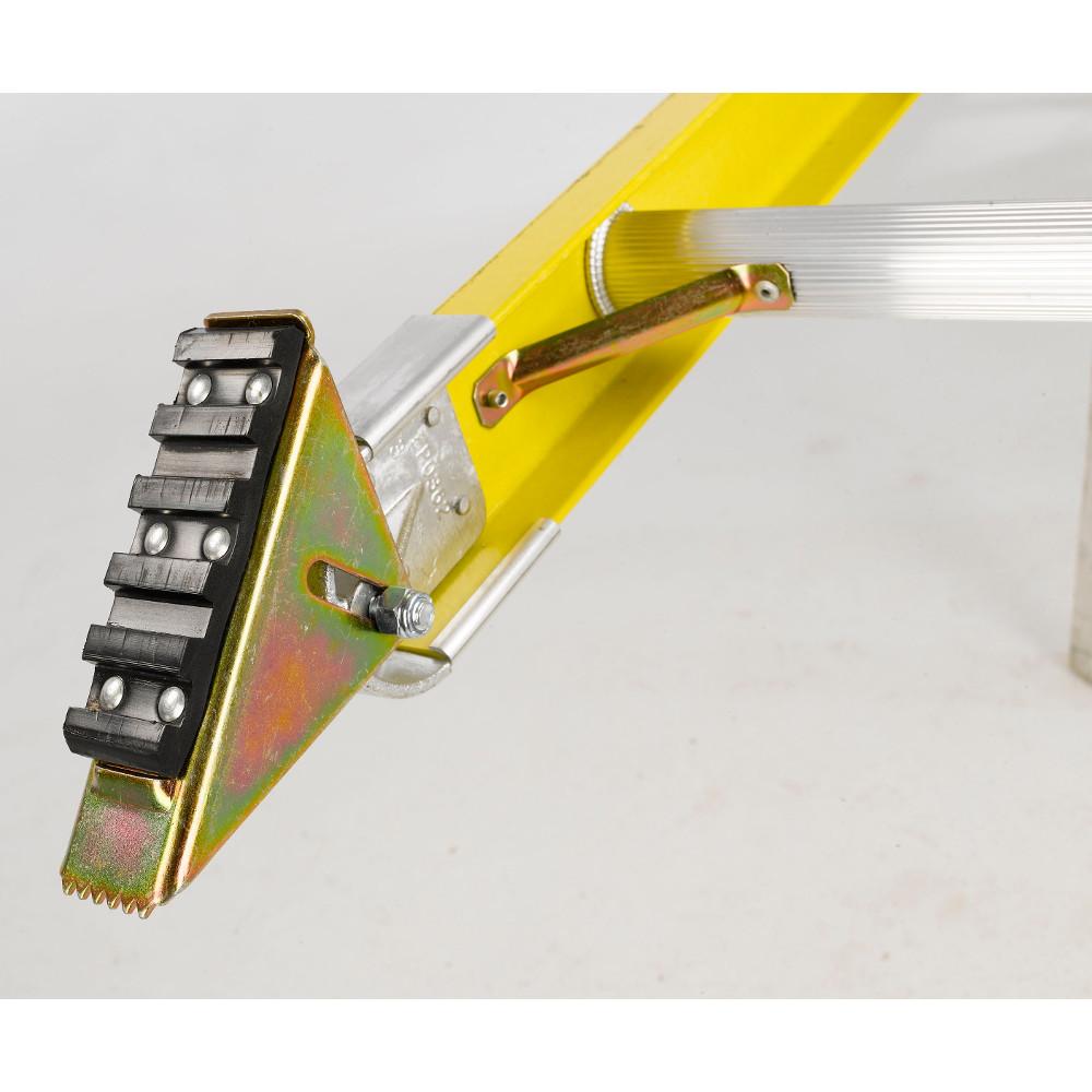 Fiberglass Extension Ladder 300 Lbs Duty Rating