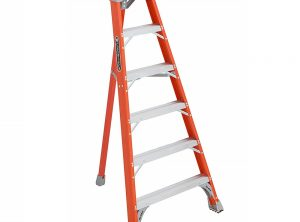 Fiberglass Tripod Ladder – 300 lbs. Duty Rating